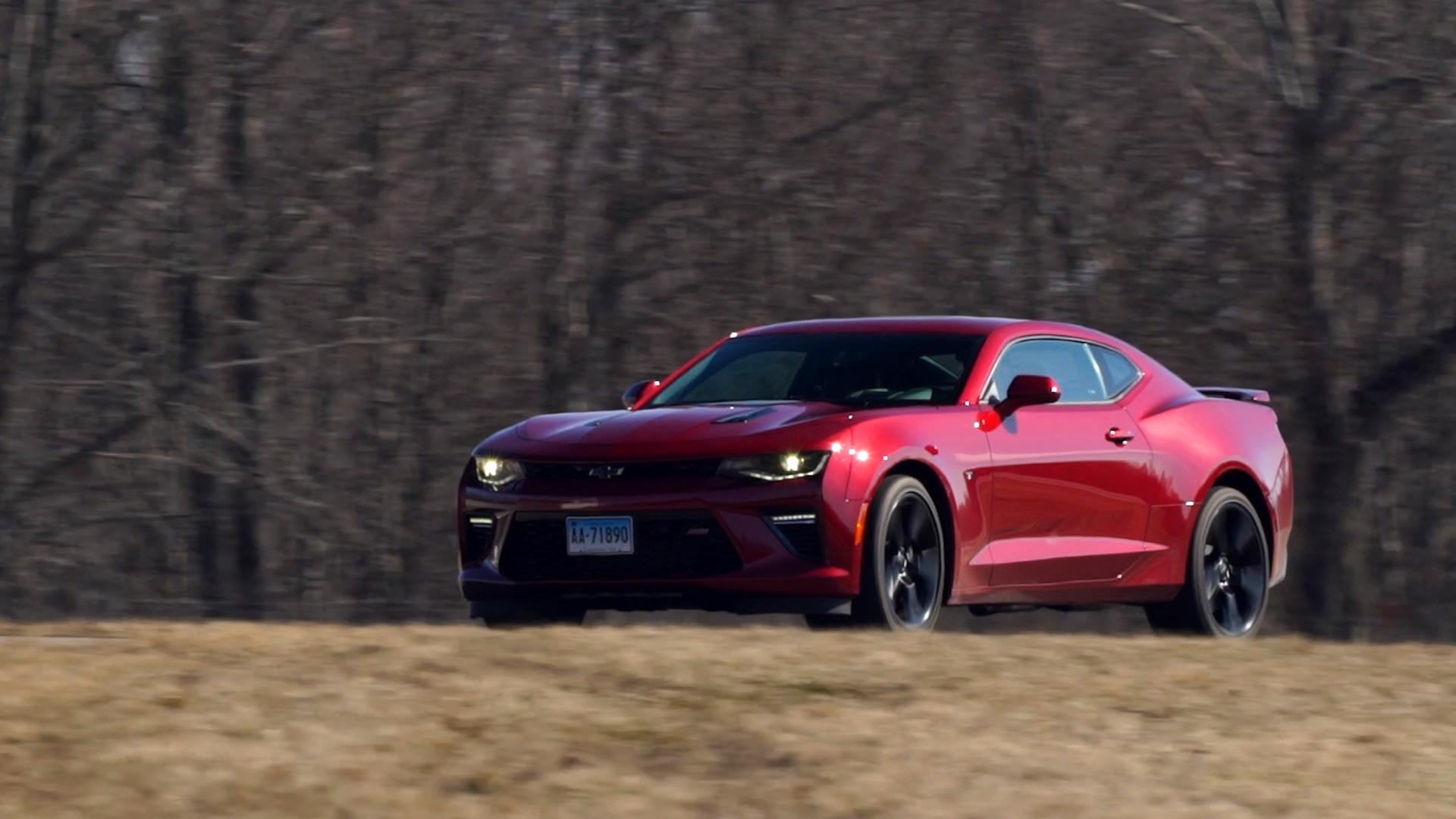 2016 chevrolet camaro review - consumer reports