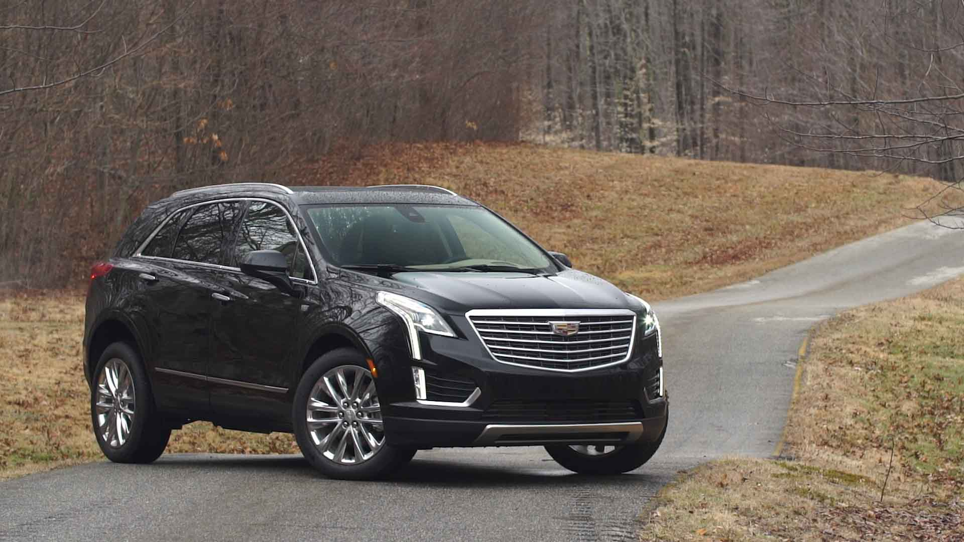2017 Cadillac XT5 Ready for Luxury SUV Fight Consumer Reports