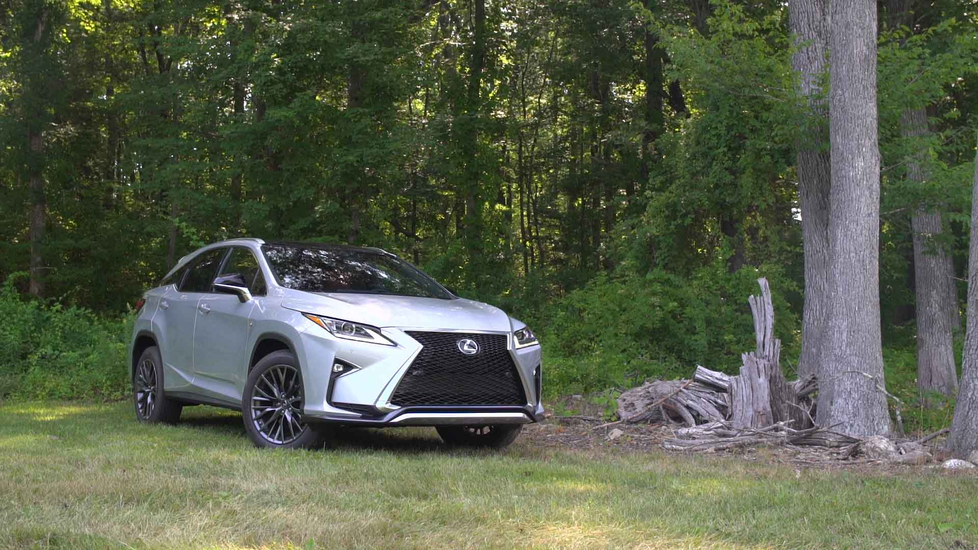 2016 lexus rx 350 and rx 450h review - consumer reports