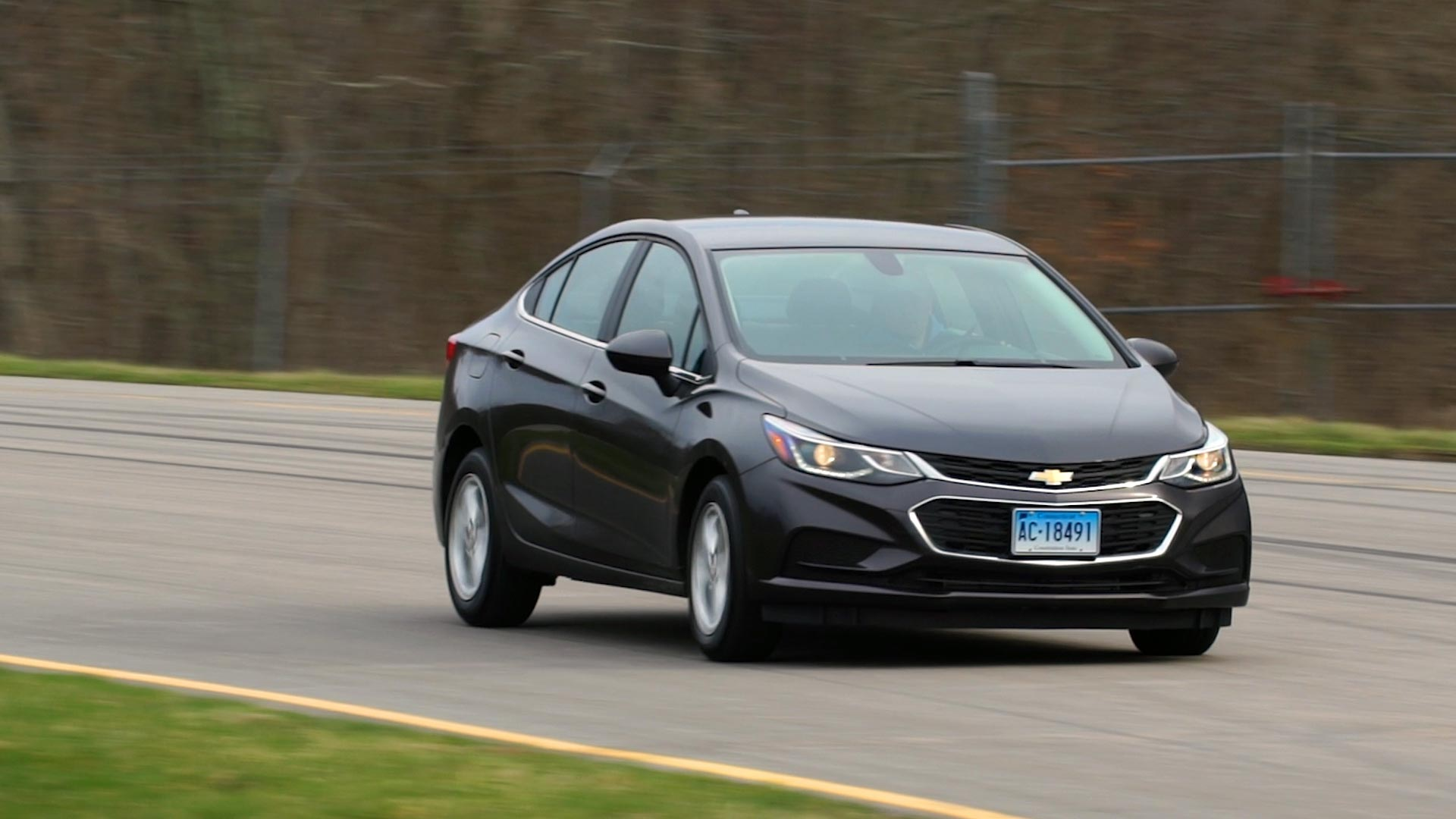 Chevrolet Cruze Owners Manual: Driving and Operating