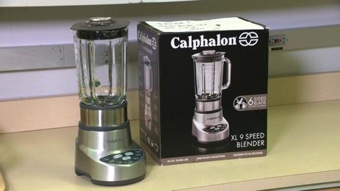 Unsafe Calphalon blender