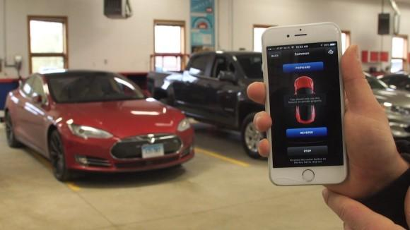 Tesla to Add Protections to Self-Parking Feature