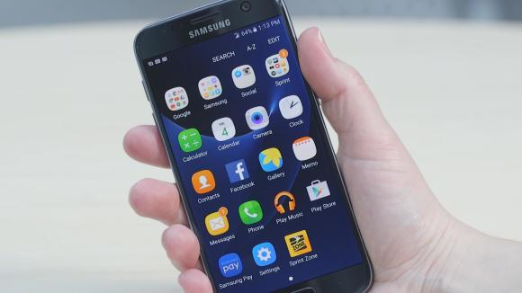 Samsung's New Galaxy S7: First Look