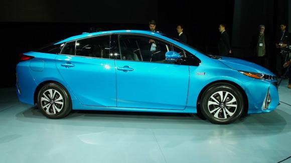Prius Prime Promises to Double Electric Range