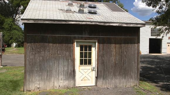 DIY Tips For an Outdoor Wood Shed Makeover