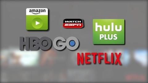 Password Sharing: Netflix, Hulu Plus, HBO Go, etc.