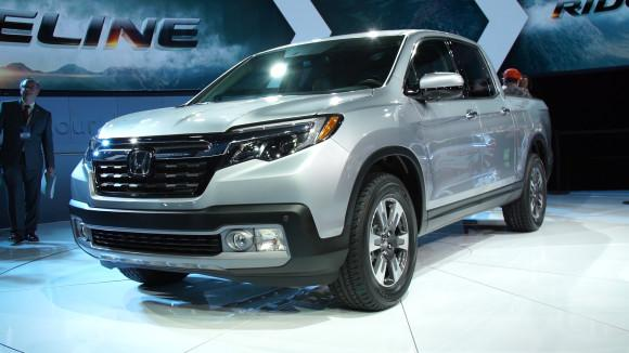 Honda Tries Again with Ridgeline Pickup