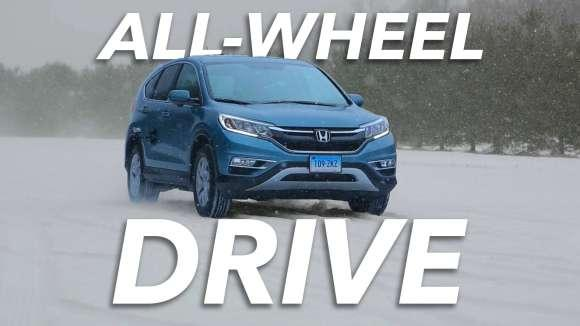 Do You Really Need All-wheel Drive?