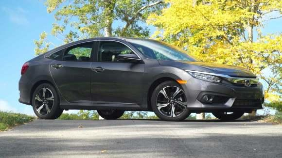 Honda Civic 2016-2018 Quick Drive