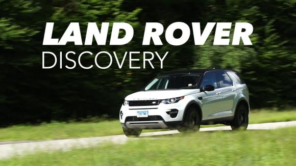 Land Rover Discovery Sport 2015-2019 Quick Drive
