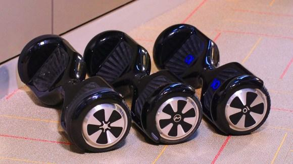 Consumer Reports Puts Hoverboards to the Test