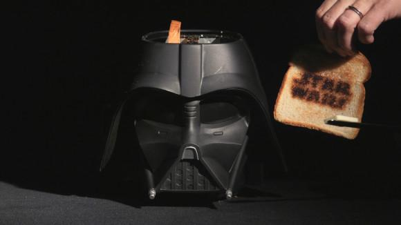 Awaken to a Darth Vader Appliance?