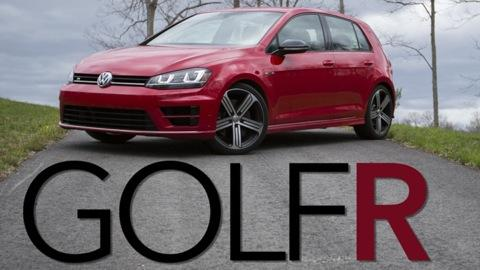 VW Golf R vs Golf GTI 2015-2017