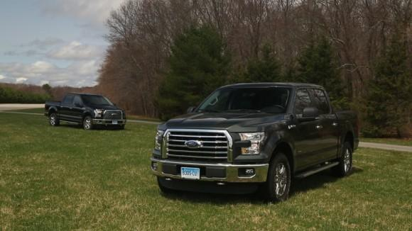 Which Ford F-150 EcoBoost is Quicker?