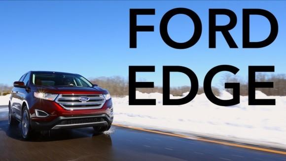 Ford Edge 2015-2018 Quick Drive