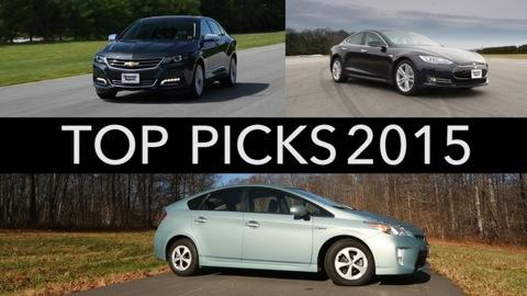 Consumer Reports 2015 Top Pick Cars