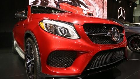New Mercedes GLE SUV Line Ranges From Mild to Wild
