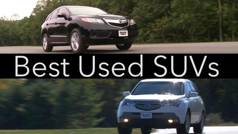 Consumer Reports 2015 Best Used SUVs