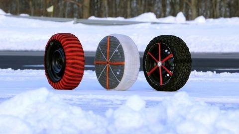 New All Weather Tires Outperform Some Snow Tires