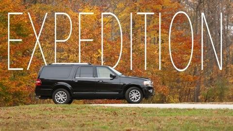 Ford Expedition 2015-2016 Quick Drive