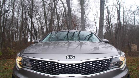 Kia Optima 2016-2018 Quick Drive