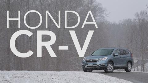 Honda CR-V 2015-2016 Quick Drive