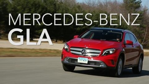 Mercedes-Benz GLA 2015-2017 Quick Drive