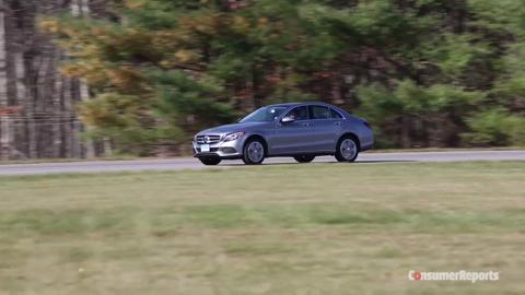 2015-2016 Mercedes-Benz C-Class Road Test