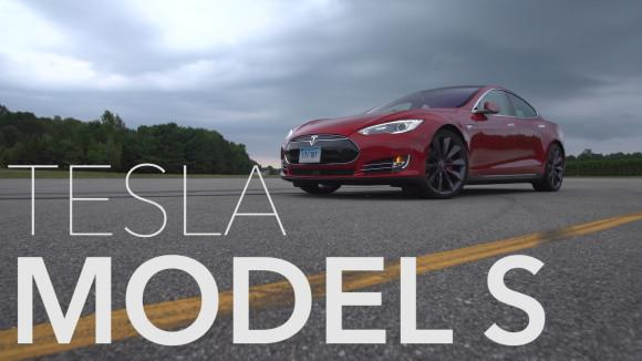 Tesla Model S 2013-2016 Road Test