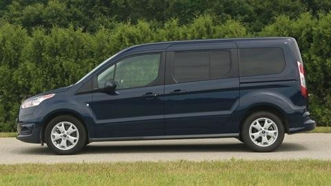 Ford Transit Connect 2014-2018 Quick Drive