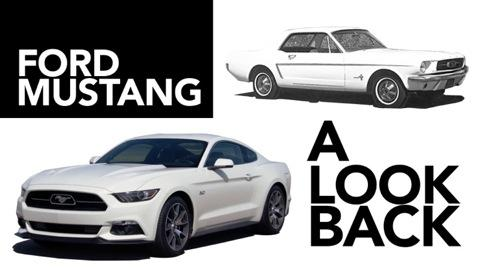 Ford Mustang: 50 Years of America's Pony Car