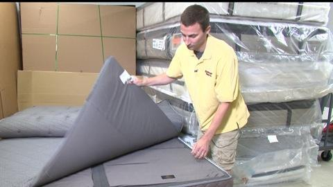 What's Inside a $7,600 Luxury 'Dux' Mattress?
