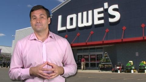What to Get at Lowe's and What to Forget