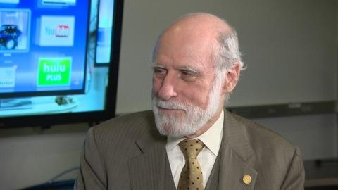 Vint Cerf visits Consumer Reports