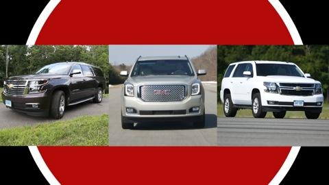 Chevrolet Tahoe, Suburban and GMC Yukon 2015-2017 Road Test