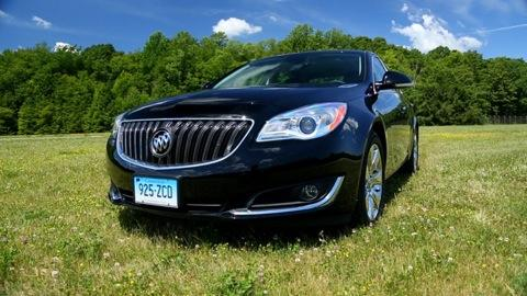 Buick Regal 2014-2017 Quick Drive