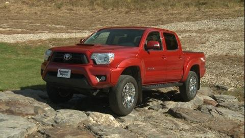 Pickup Trucks - Top Choices 2014