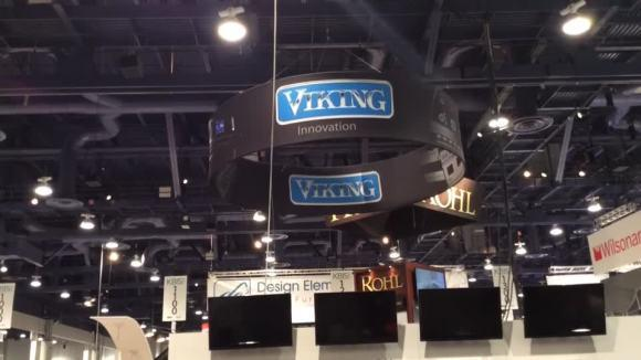 Viking introduces commercial features to consumer appliances