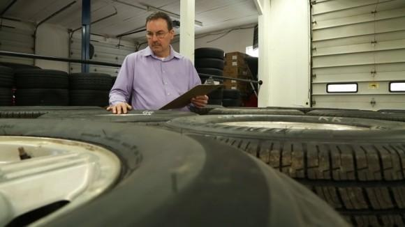 The hidden dangers of old tires