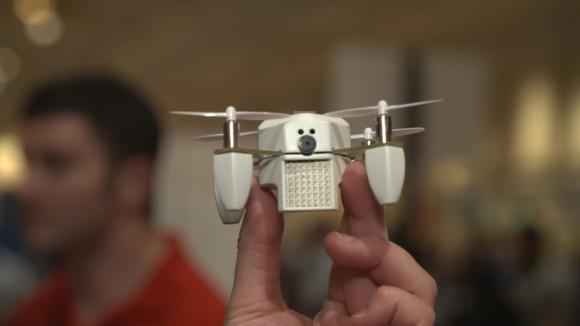CES 2015: Will This Drone Replace the Selfie Stick?