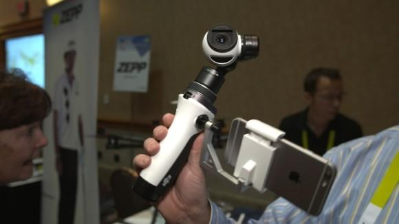 CES 2015: Drone Video Technology in Your Hand