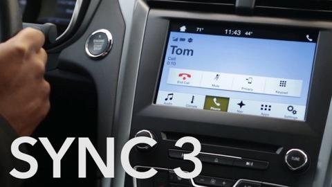 My Ford Touch Screen Is Black >> Myford Touch Update