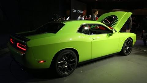 2015 Dodge Challenger Preview