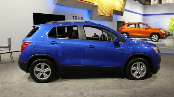 2015 Chevrolet Trax preview