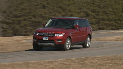 Land Rover Range Rover Sport 2014-2018 Quick Drive