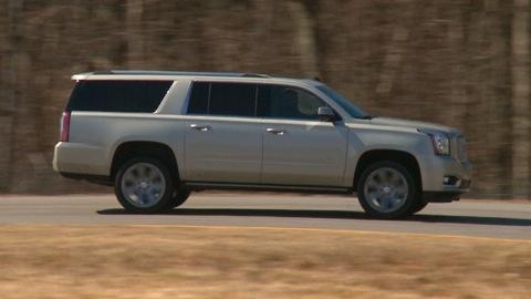 Chevrolet Tahoe and GMC Yukon 2015-2020 Quick Drive