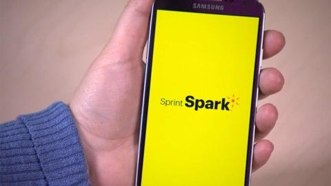 Sprint Spark: Data network fizzles during calls