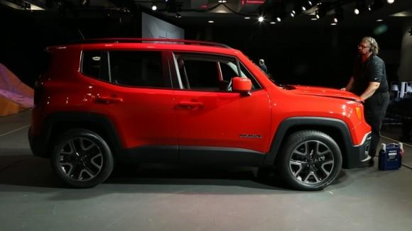 2015 Jeep Renegade Preview