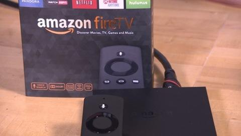 Fire TV: Amazon's Streaming Media Player