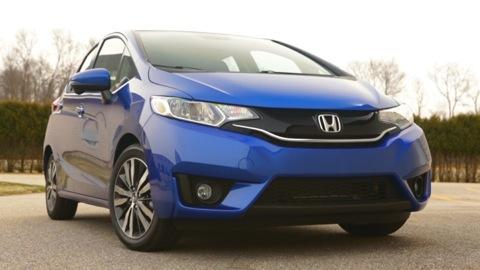 Honda Fit 2015-2018 Quick Drive